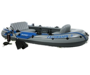 Intex 4 Boat Set