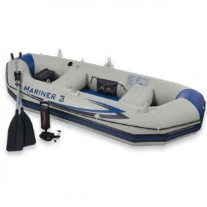 Intex Mariner 3 Boat Set