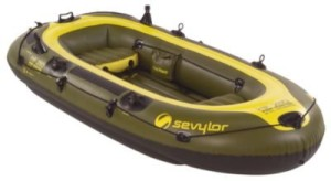 Sevylor Fish Hunter 4 person