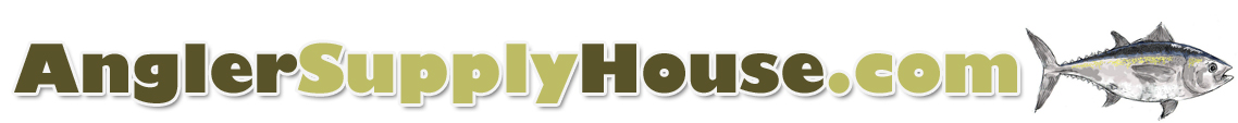 angler supply house logo